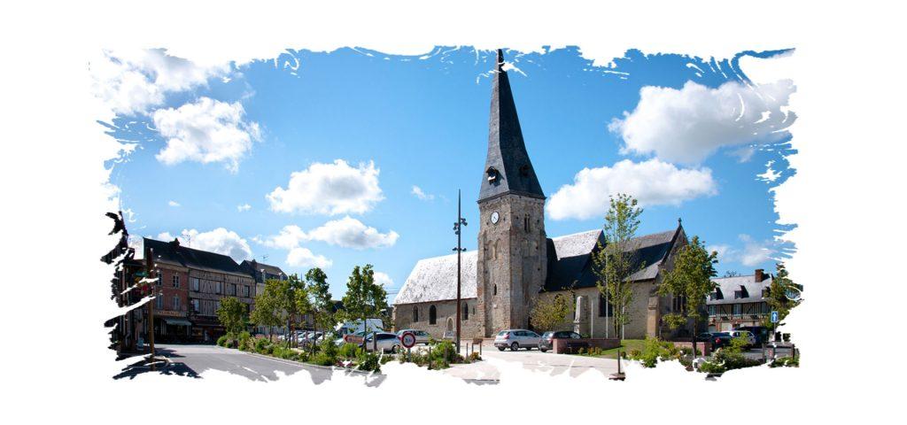 Bienvenue à Moyaux, présentation de la commune