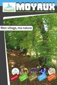 Bulletin municipal de Moyaux 2018